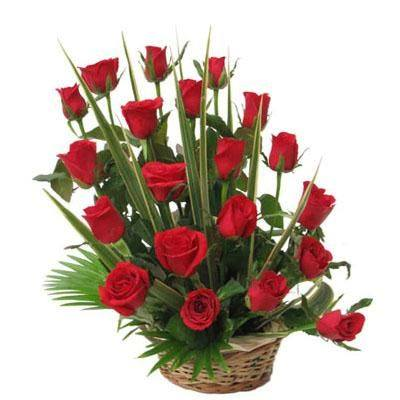 Roses Arrangement delivery in Chennai