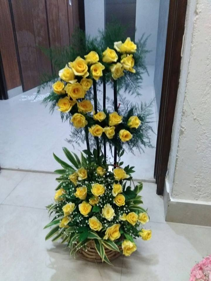 Two Tier Arrangement