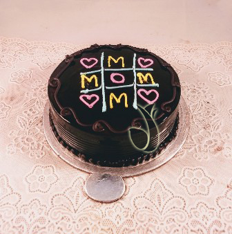 Mom Chocolate Cake
