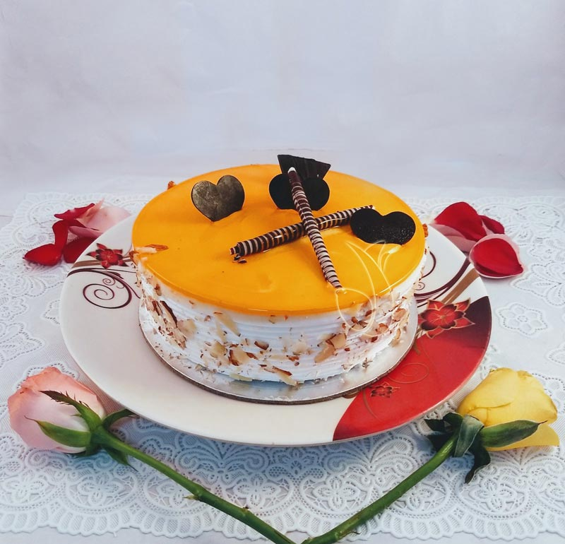 Mango Magic Cake