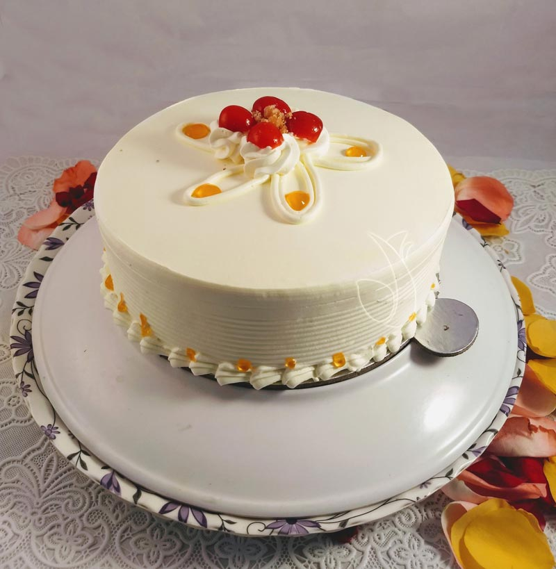 Butter Scotch Cream Cake