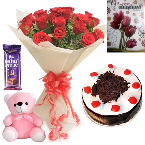 Flowers Delivery in ShimlaSweet Combo1