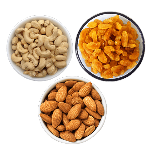 750Gm Mix Dry Fruits