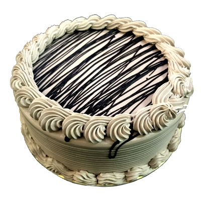 Chocolate Cream Cake EGGLESS delivery in Patna