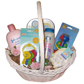Gift Hamper for New Born Baby Small
