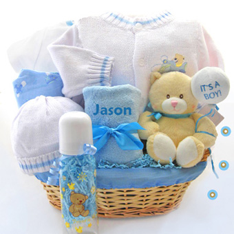 Gift Hamper for New Born Baby Big