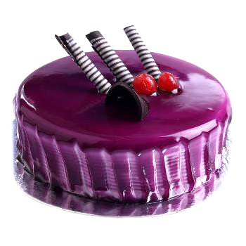 Blueberry Cake delivery in Patna