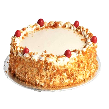 Butterscotch Cake delivery in Patna