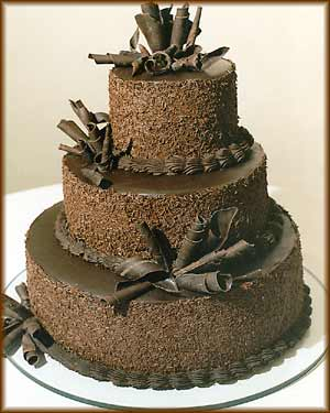 Flowers Delivery in Lucknow3 tier Wedding Cake (5 KG)