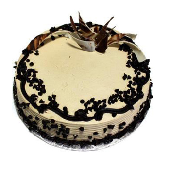 Flowers Delivery in CalcuttaChoco Chip Cream Cake