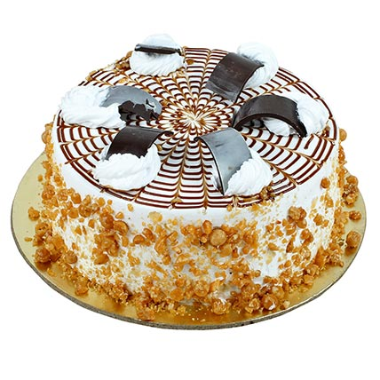 Special Butterscotch Cake delivery in Patna