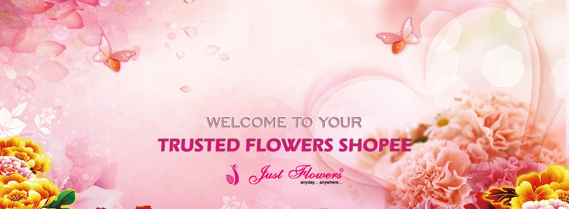 Just Flowers Online Flowers Delivery In India Florist In India